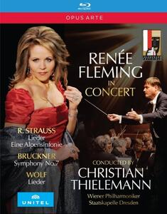 Renée Fleming and Christan Thielemann in Concert (2 Blu-ray) - Blu-ray