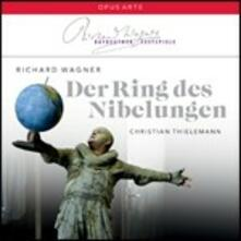 L'Anello del Nibelungo (Der Ring des Nibelungen) - CD Audio di Richard Wagner,Christian Thielemann,Bayreuth Festival Orchestra,Albert Dohmen,Stephen Gould,Linda Watson