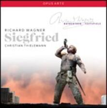 Sigfrido (Siegfried) - CD Audio di Richard Wagner,Christian Thielemann,Bayreuth Festival Orchestra,Stephen Gould,Christa Mayer