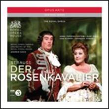 Il cavaliere della rosa (Der Rosenkavalier) - CD Audio di Richard Strauss,Barbara Bonney,Ann Murray,Anna Tomowa-Sintow,Kurt Moll,Andrew Davis,Covent Garden Orchestra