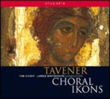 Icone corali - CD Audio di John Tavener
