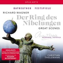 Der Ring des Nibelungen - CD Audio di Richard Wagner