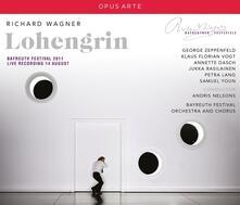 Lohengrin - CD Audio di Richard Wagner,Andris Nelsons
