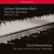 Trio Sonatas Bwv525 - 530 - CD Audio di Johann Sebastian Bach