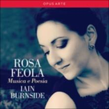 Musica E - CD Audio di Rosa Feola