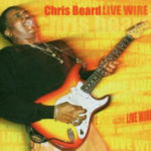 Live Wire - CD Audio di Chris Beard