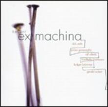 Tangent Ex Machina - CD Audio di Tangent Ex Machina