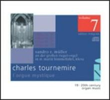 L'Orgue Mystique vol.7 - CD Audio di Charles Tournemire