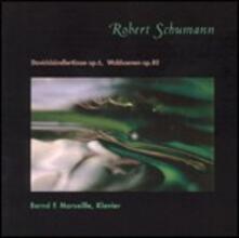 Davidsbundlertanze - Waldszenen - CD Audio di Robert Schumann