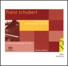 Sonate per pianoforte D845, D959 - SuperAudio CD ibrido di Franz Schubert