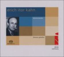 Ciaccona Dei Tempi di Guerra - SuperAudio CD di Erichitor Kahn