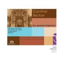 Musica per organo - SuperAudio CD ibrido di Günter Becker