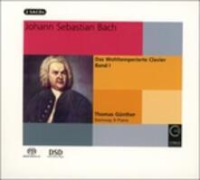 Il Clavicembalo Ben Temperato - SuperAudio CD di Johann Sebastian Bach
