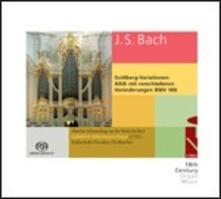 Variazioni Goldberg - SuperAudio CD ibrido di Johann Sebastian Bach