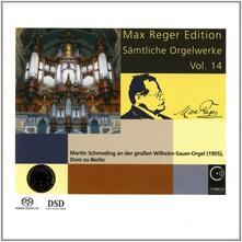 Complete Organ Works vol.14 - SuperAudio CD di Max Reger