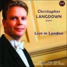 Live in London - CD Audio di Moritz Moszkowski
