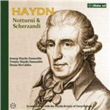 Notturni & Scherzandi - CD Audio di Franz Joseph Haydn