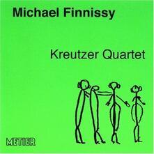 Finnissy-Music For String Quartet - CD Audio di Kreutzer Quartet