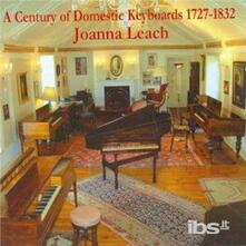 A Century of Domestic Key - CD Audio di Joanna Leach