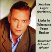 Lieder - CD Audio di Robert Schumann