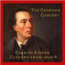 Concerti Op.9 - CD Audio di Charles Avison