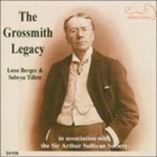 The Grossmith Legacy - CD Audio di George Grossmith
