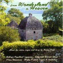 From Wonderland To Heaven - CD Audio di James Cook