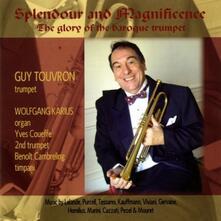 Baroque Trumpet & Organ - CD Audio di Guy Touvron