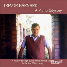 Piano Odyssey - CD Audio di Trevor Barnard