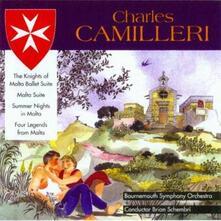 Music Of Charles Camilleri - CD Audio di Charles Camilleri