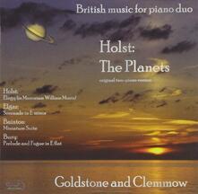 The Planets - CD Audio di Gustav Holst