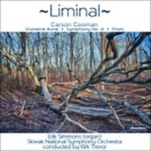 Liminal - CD Audio di Carson Cooman