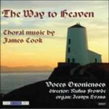 The Way to Heaven - CD Audio di James Cook