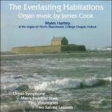 The Evelasting Habitations - CD Audio di James Cook