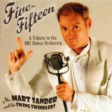 Five Filteen - CD Audio di Mart Sander