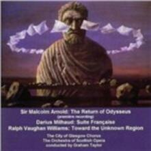 The Return of Odysseus op.119 - CD Audio di Malcolm Arnold