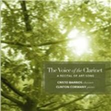The Voice of the Clarinet - CD Audio di Edvard Grieg