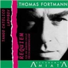 Requiem for an Unborn Child - Ladyboy - Tango catolico - CD Audio di Thomas Fortmann