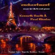 Enchantment Music for Flute & Piano - CD Audio di Francis Poulenc
