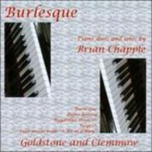 Composizioni per pianoforte - CD Audio di Brian Chapple