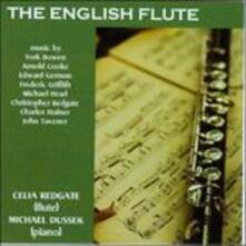 The English Flute - CD Audio di Edward German