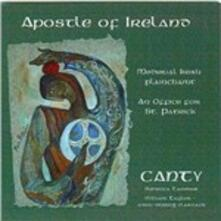 Apostle of Ireland. Musiche medievali irlandesi dedicate a San Patrizio - CD Audio