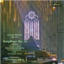 Symphony 10 - CD Audio di Gustav Mahler