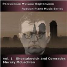Russian Piano Music Series - CD Audio di Dmitri Shostakovich,Murray McLachlan