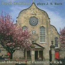 Js Bach - Organ Works - CD Audio di Johann Sebastian Bach,David Hamilton