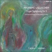 Organ Symphony - CD Audio di Carson Cooman