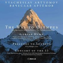 The Way to Olympus - CD Audio di Vyacheslav Artyomov