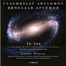 Symphony - CD Audio di Vyacheslav Artyomov