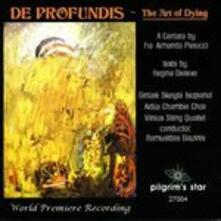 De Profundis - CD Audio di Armando Pierucci