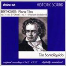 Original Recordings 1942-1952 - CD Audio di Ludwig van Beethoven